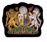 Klubová výšivka golfový klub YY-BB016