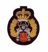 Klubová výšivka námořnictvo YY-BB021